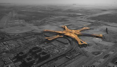 Beijing Daxing, New Beijing Airport, China United Airlines