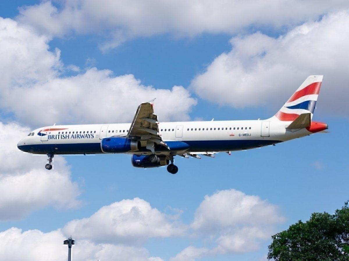 British Airways Has A Secret Airbus A321 Business Class ...