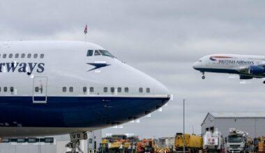 British Airways, Pilot Strike, Cancelled Flights