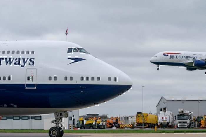 British Airways, Pilot Strike, Cancelled Flights
