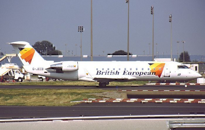 British European CRJ-200