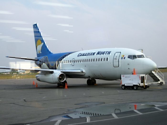 Canadian North To Merge With First Air In November