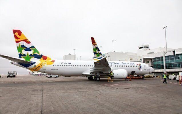 Cayman Airways 737 MAX