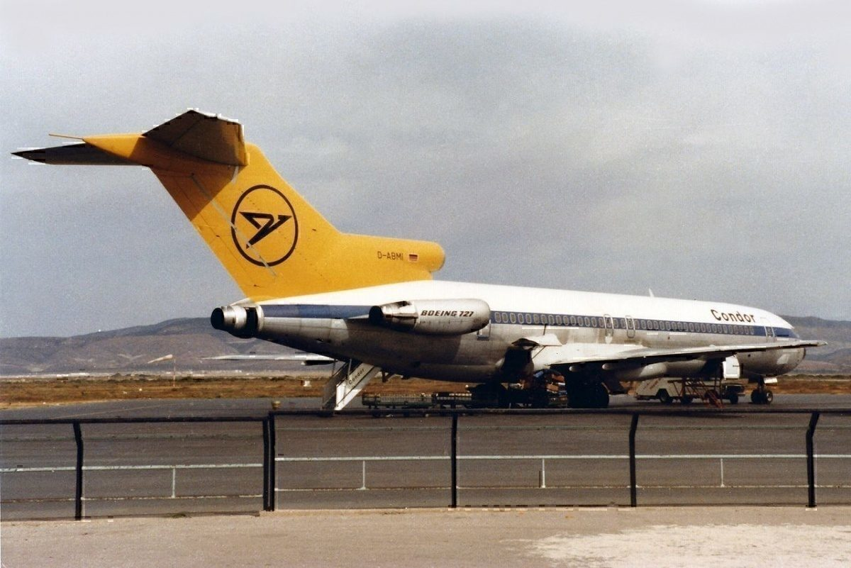 Condor Boeing 727-230