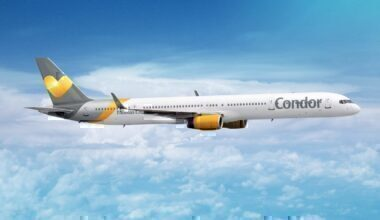 Condor, Boeing 757, Frankfurt
