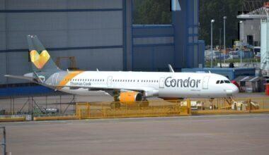 D-AIAG Condor A321