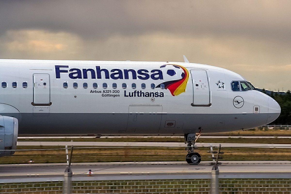 D-AID Lufthansa Airbus A321-231
