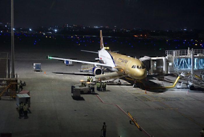 Gulf Air A321 Economy Class Review – Mumbai To Bahrain