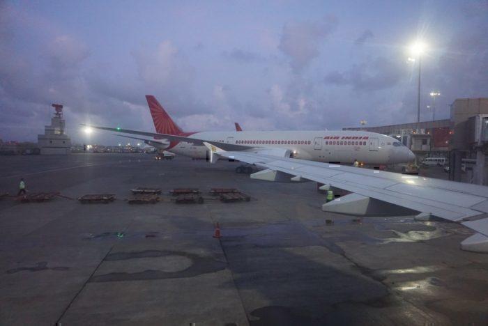 Air India's 787