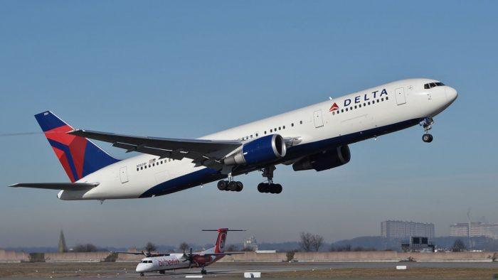 Delta Air Lines Boeing 767-3P6/ER
