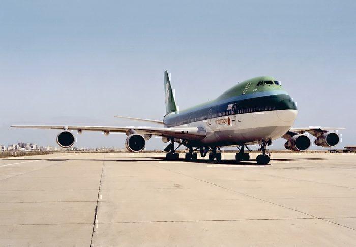 Aer Lingus 747