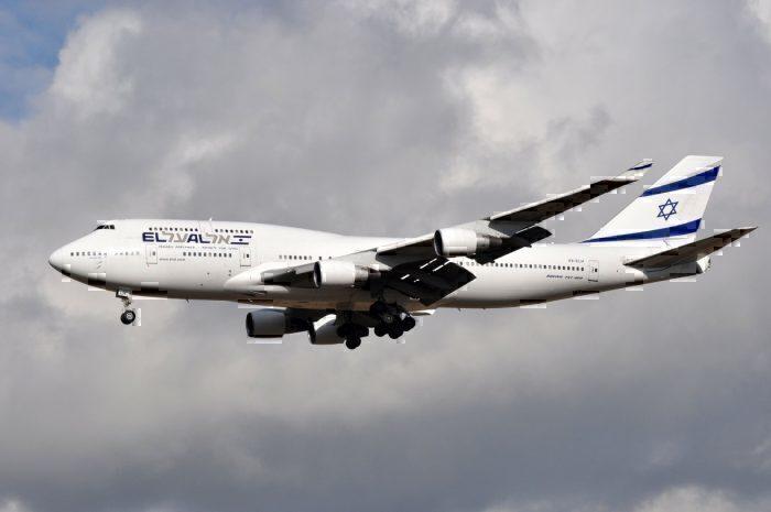 retiring El Al 747