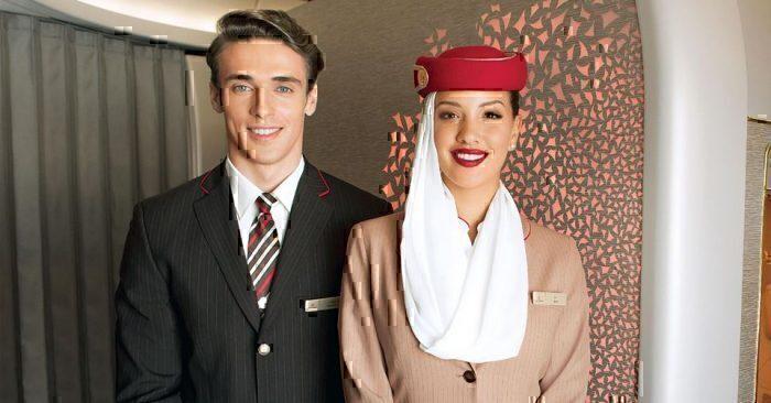 Emirates Airline Cabin crew