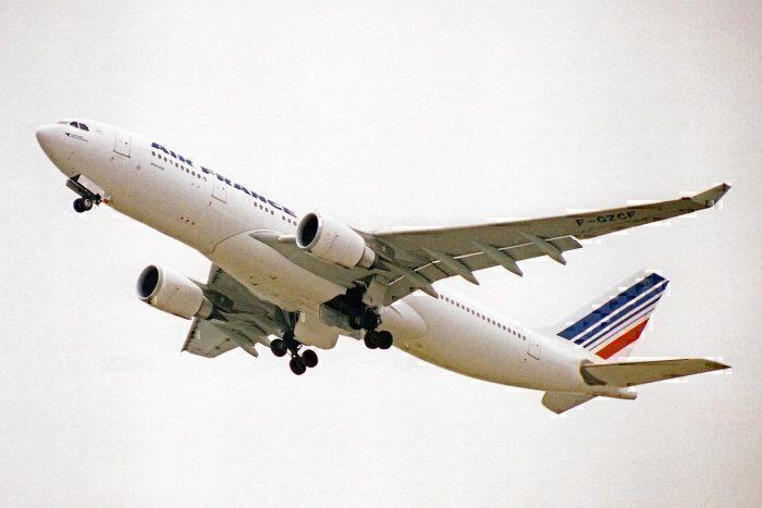 F-GZCF Air France A330