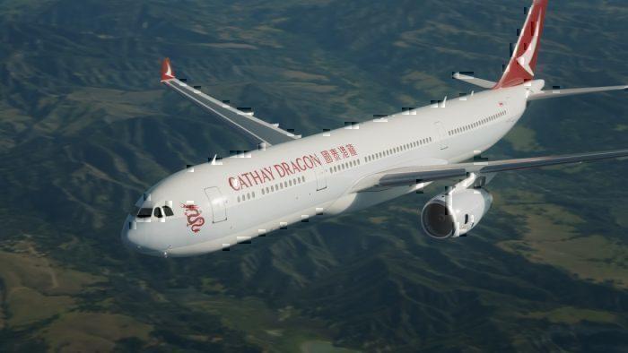 Cathay Dragon A330
