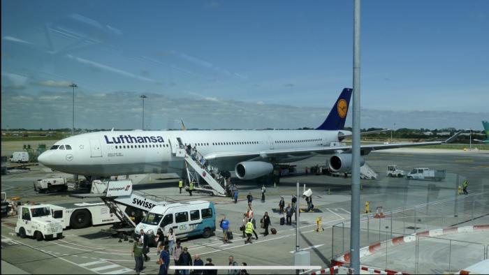 Review: Dublin to Frankfurt On Lufthansa's A340-300