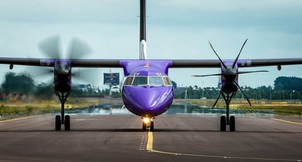 Flybe Administrators Value Airline's Assets At £139 Million