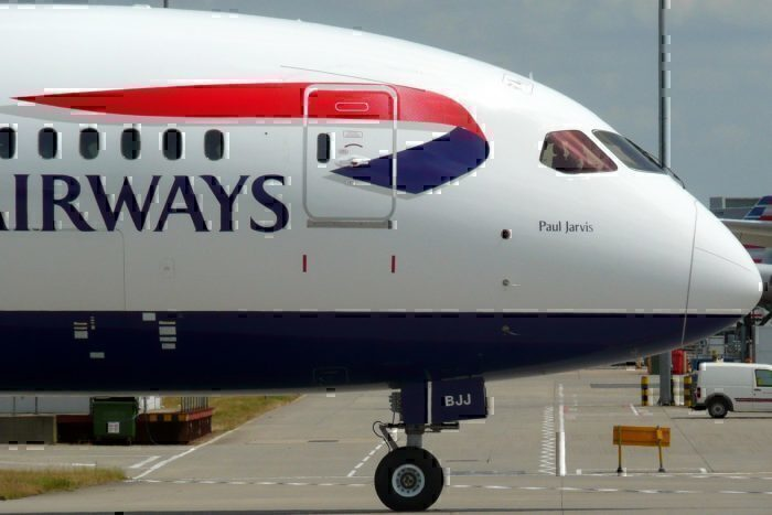 Aircraft Names, Plane Names, Virgin Atlantic Names