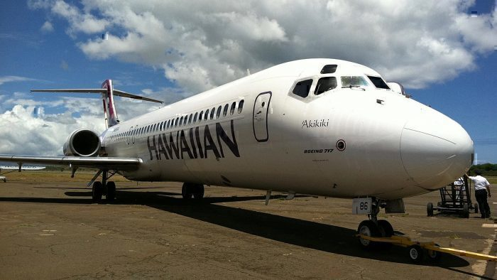 Hawaiian 717