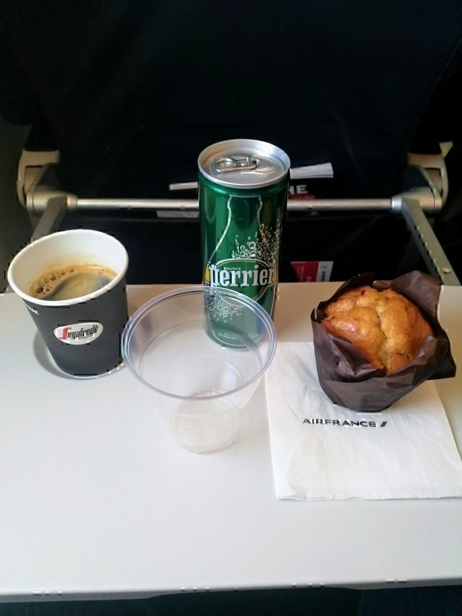 Air France Snack
