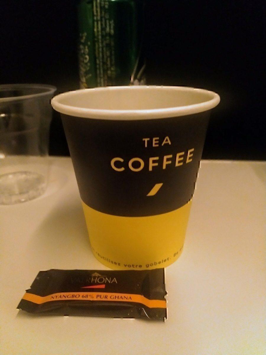 AF CDG-RBA coffee