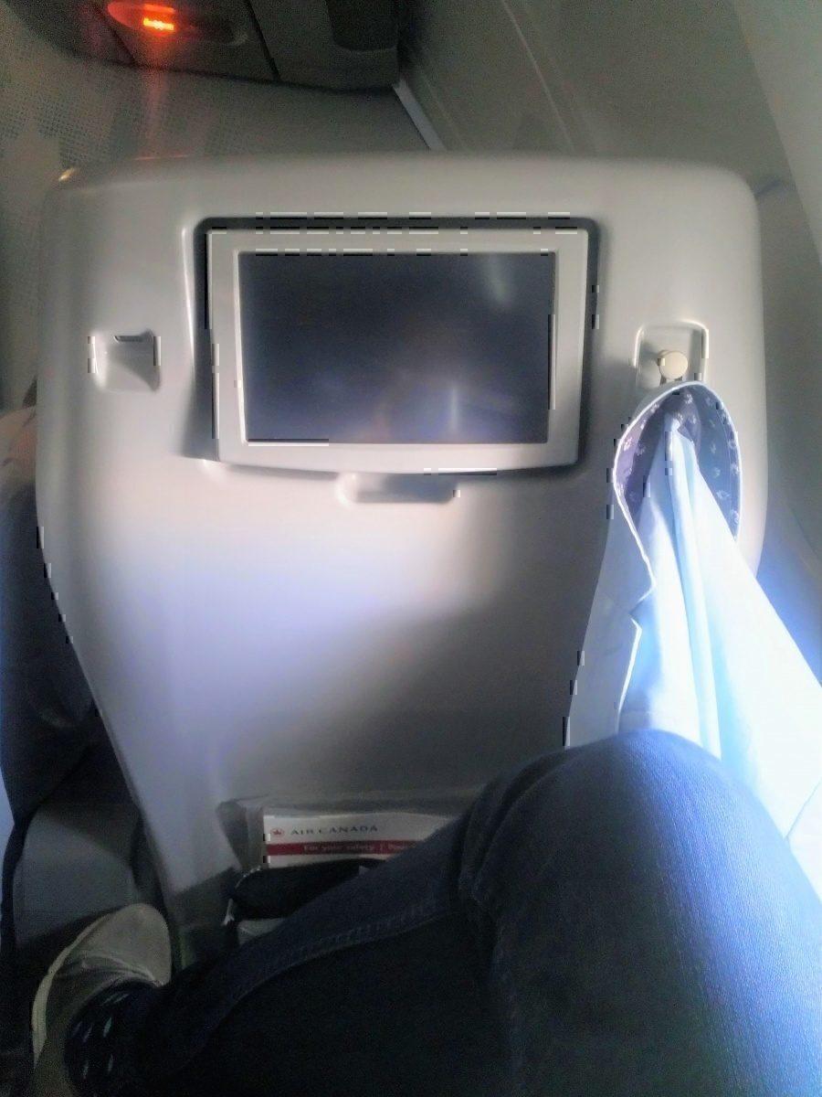 AC PE A330 Legroom