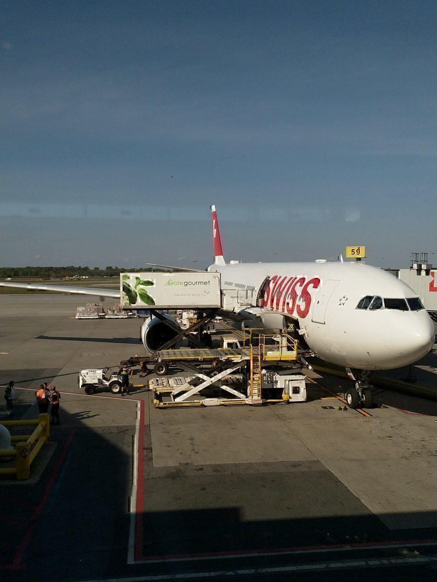 Swiss A330 2