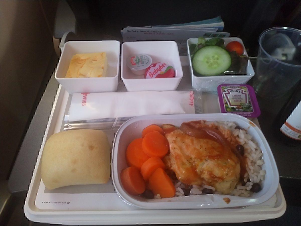 SWISS meal 2