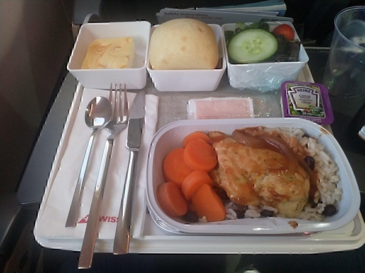 SWISS meal 3