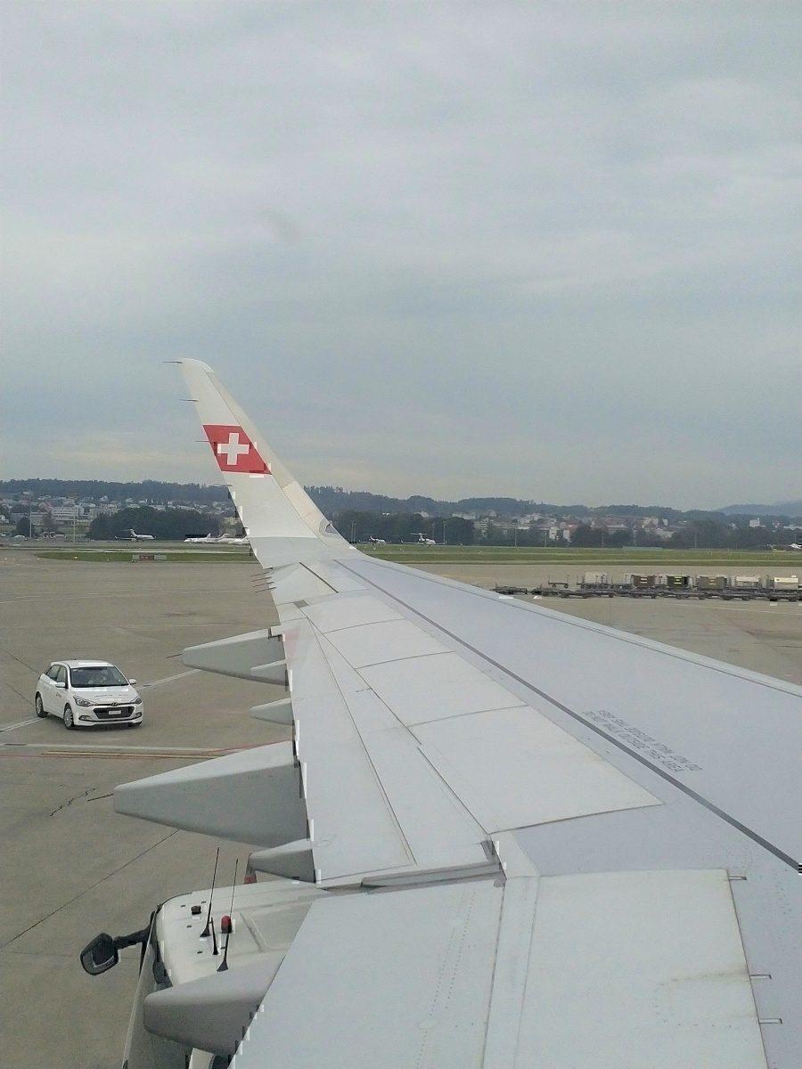 LX A321 delay view