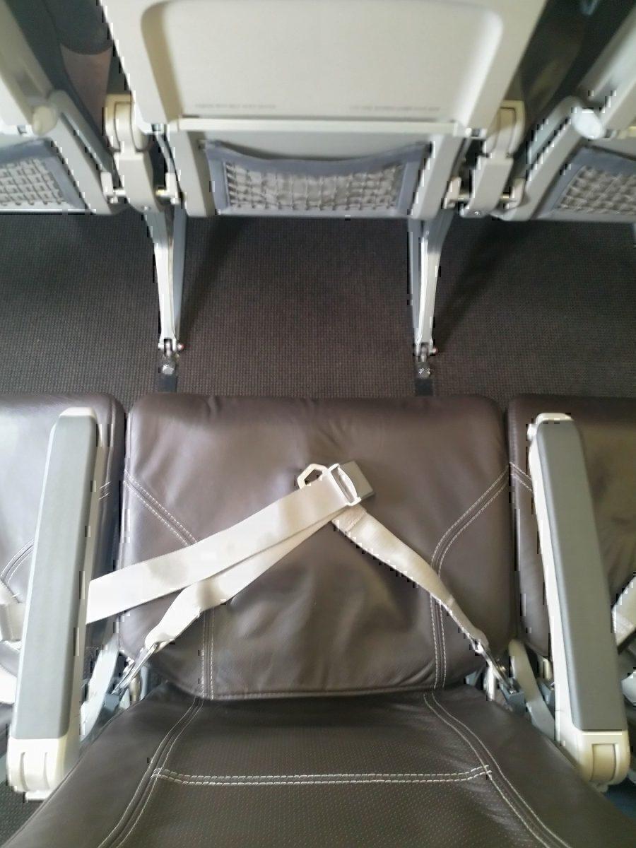 LX A321 Seat 2