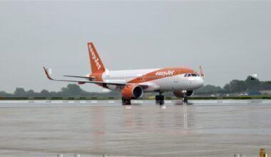 Airbus A320 Easyjet