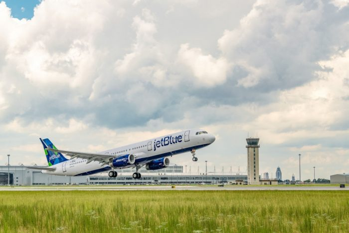 JetBlue Mexico City