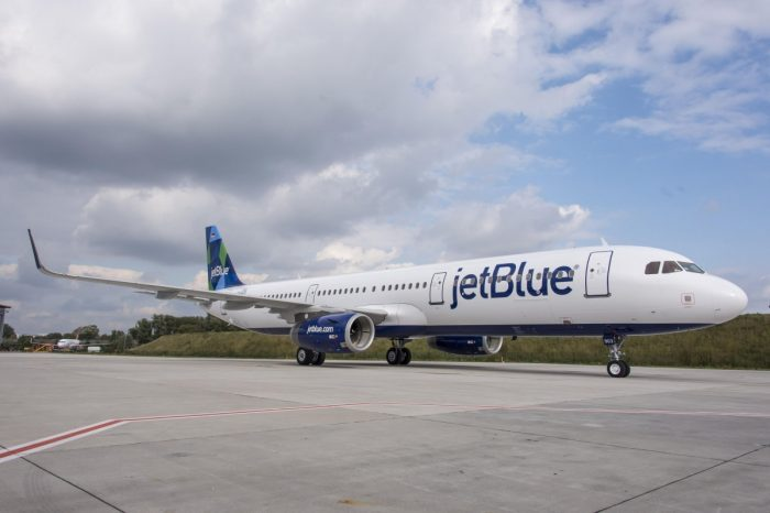 JetBlue to Mexico City