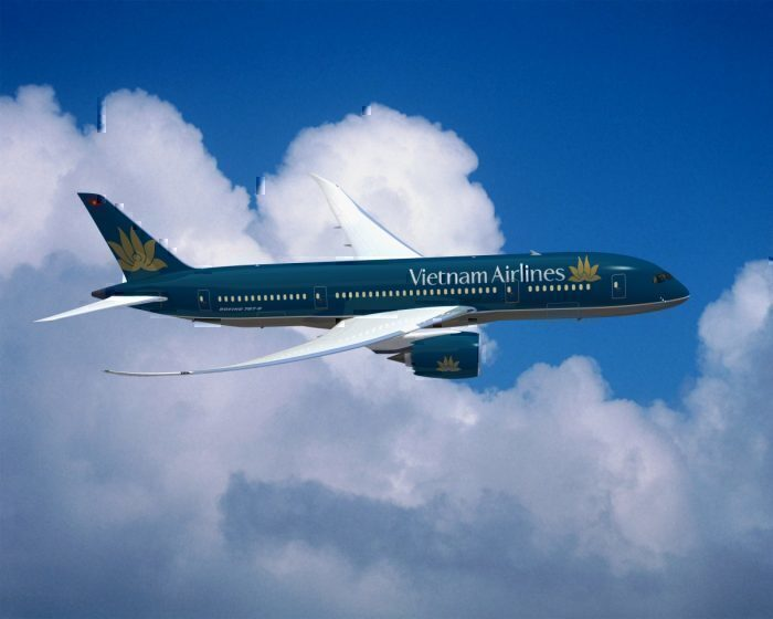 Vietnam Airlines, United States, Department of Transport