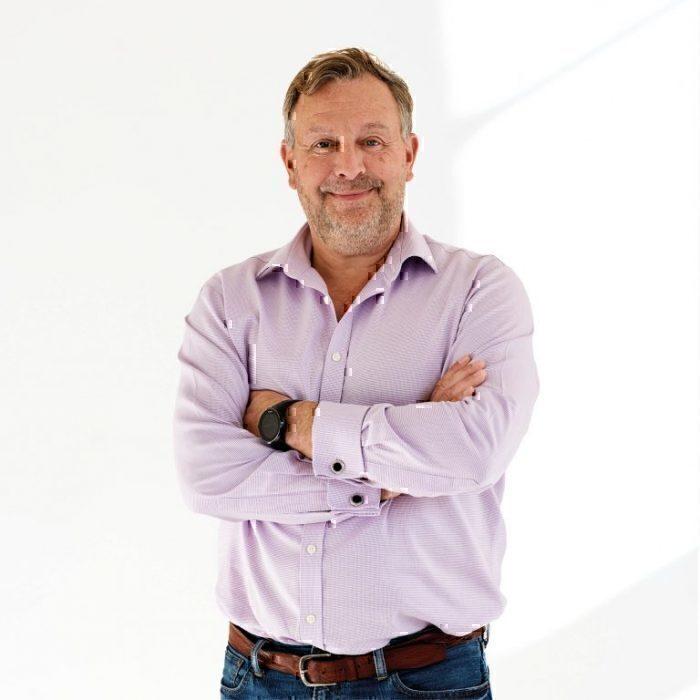 CEO of CellPoint Digital, Kristian Gjerding