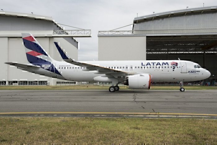 LATAM A320neo