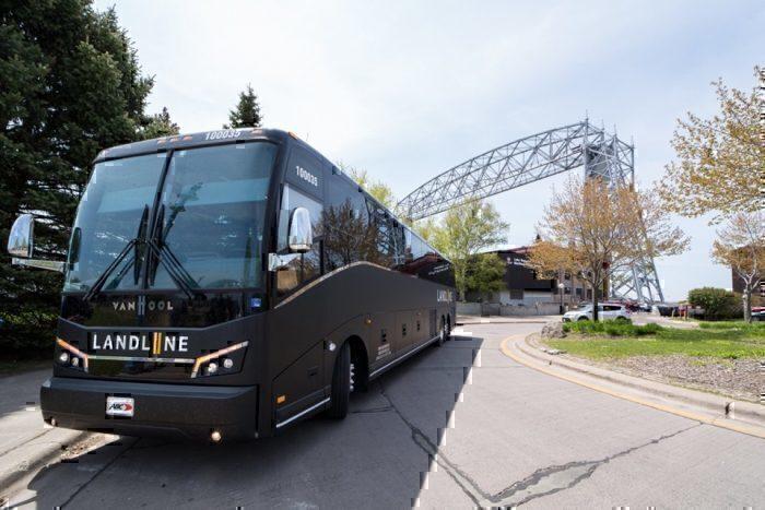 Landline-van-hool-bus