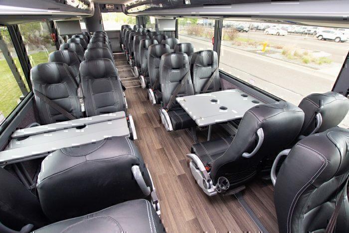 landline bus minnasota