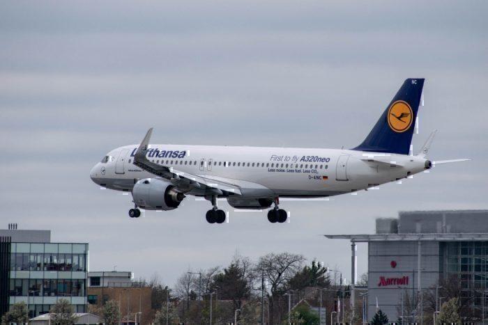Lufthansa A320neo