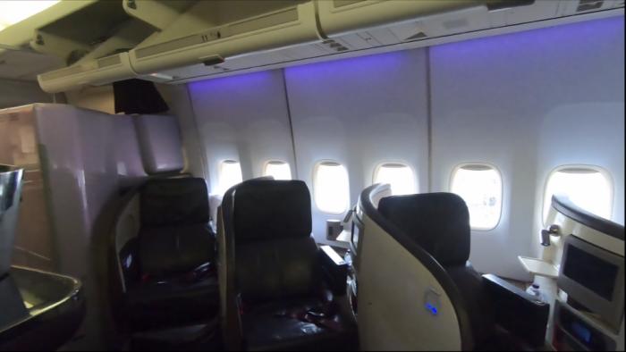 Flight Review: Virgin Atlantic 747 Upper Class