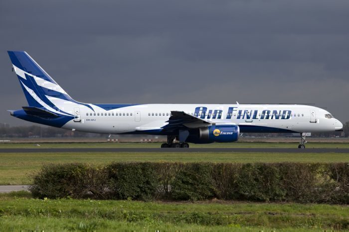 Air Finland 757