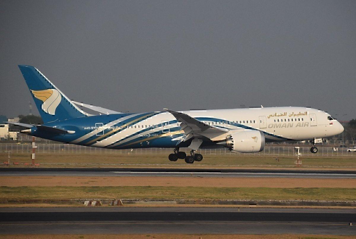 Oman 787