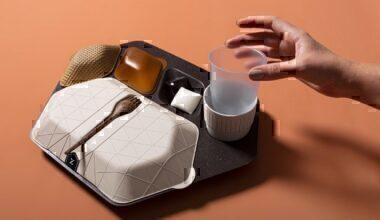 Get On board edible trays