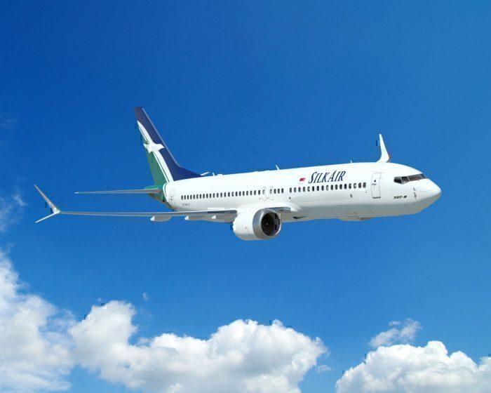 Silk Air 737 MAX