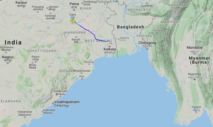 Air India Airbus A319 Diverts To Kolkata After Engine Shutdown
