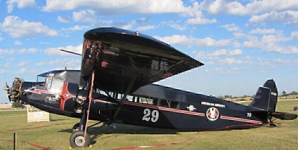 American Airways Stinson