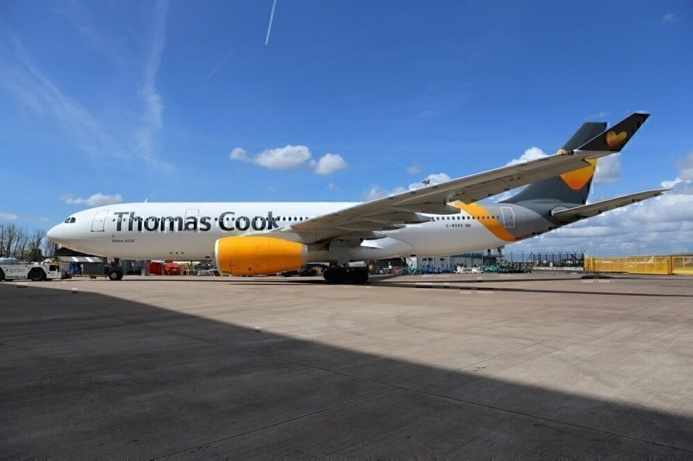 Thomas Cook Airbus