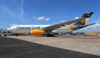 Thomas Cook Airbus
