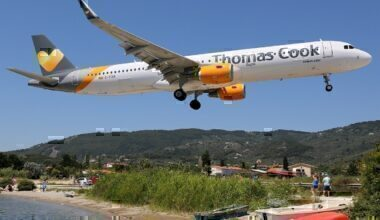 Thomas Cook Boeing